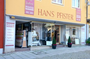 Pfister Raumausstattung - Bad Brückenau