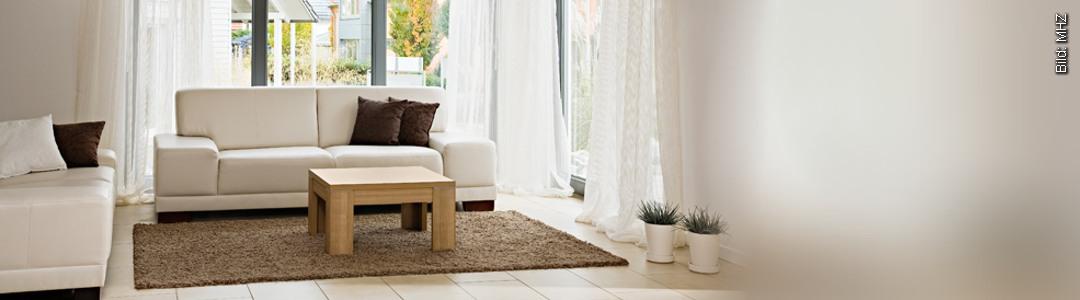 Teppich sind seit Jahrhunderten bereicherndes Element in jedem Wohnraum.